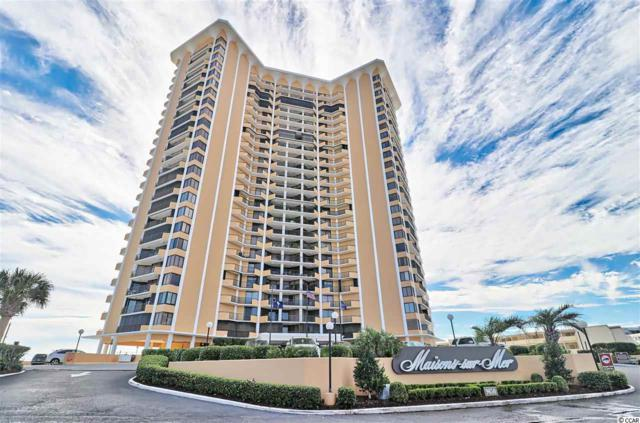 9650 Shore Dr. #2010, Myrtle Beach, SC 29572 (MLS #1821591) :: The Hoffman Group