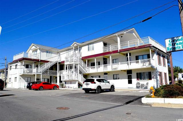 1524 S Ocean Blvd. #31, North Myrtle Beach, SC 29582 (MLS #1821622) :: James W. Smith Real Estate Co.