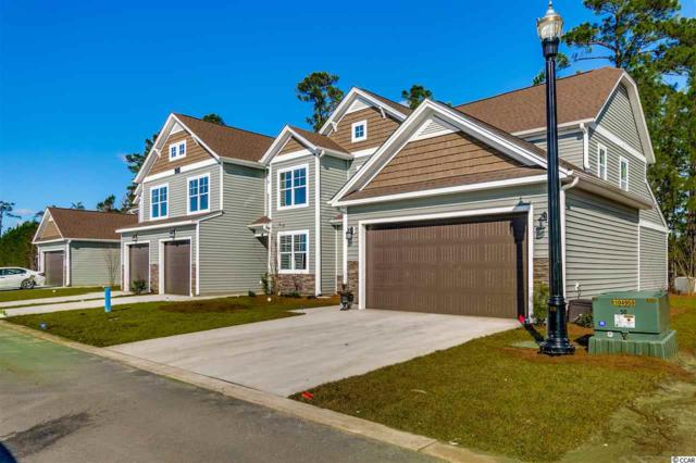 603 C Machrie Loop #63, Myrtle Beach, SC 29588 (MLS #1821629) :: Matt Harper Team