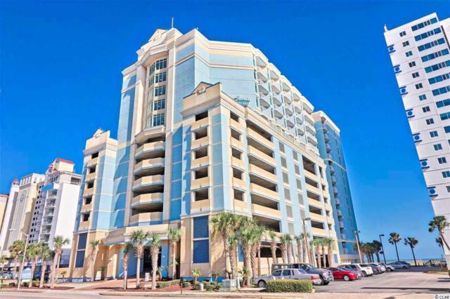 2501 S Ocean Blvd. #511, Myrtle Beach, SC 29577 (MLS #1821644) :: James W. Smith Real Estate Co.