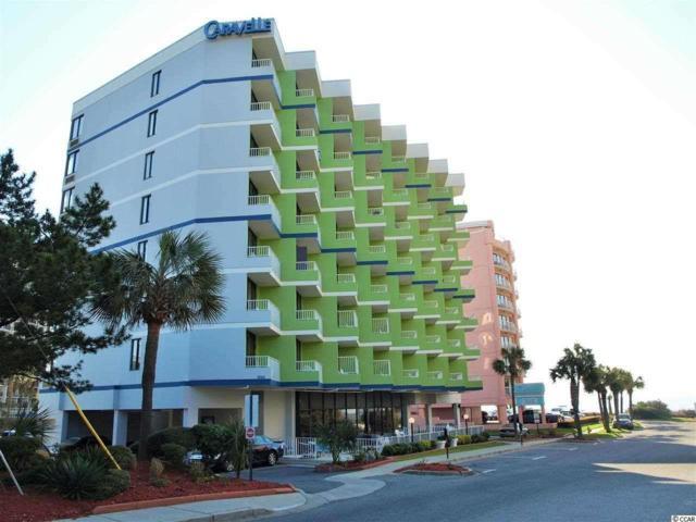 7000 N Ocean Blvd. #528, Myrtle Beach, SC 29572 (MLS #1821673) :: The Hoffman Group