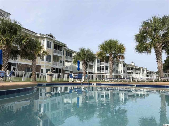4801 Luster Leaf Circle #201, Myrtle Beach, SC 29577 (MLS #1821681) :: James W. Smith Real Estate Co.