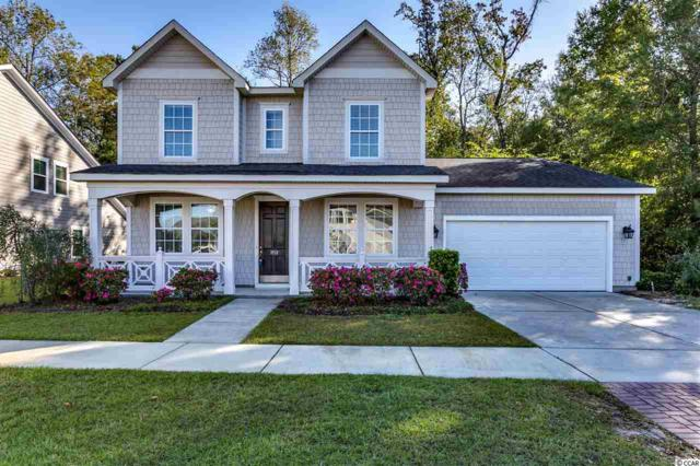1152 Yorkshire Pkwy., Myrtle Beach, SC 29577 (MLS #1821686) :: The Trembley Group