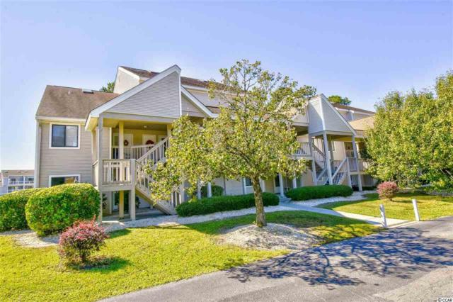 1095 Plantation Dr. W 29H, Little River, SC 29566 (MLS #1821696) :: Silver Coast Realty
