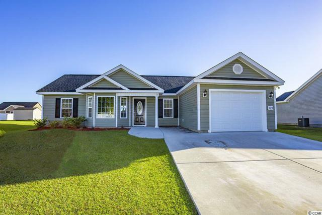 134 Corbin Tanner Dr., Conway, SC 29527 (MLS #1821719) :: The Litchfield Company