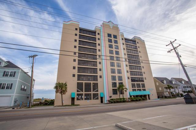 4000 N Ocean Blvd. #601, North Myrtle Beach, SC 29582 (MLS #1821761) :: The Hoffman Group