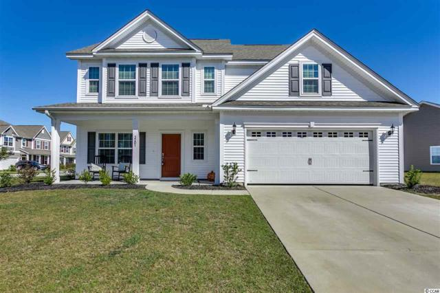 3201 Saddlewood Circle, Myrtle Beach, SC 29579 (MLS #1821776) :: Right Find Homes