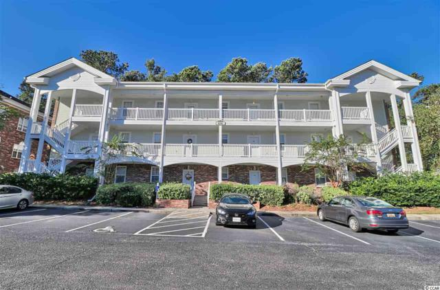 686 Riverwalk Dr. #303, Myrtle Beach, SC 29579 (MLS #1821808) :: James W. Smith Real Estate Co.