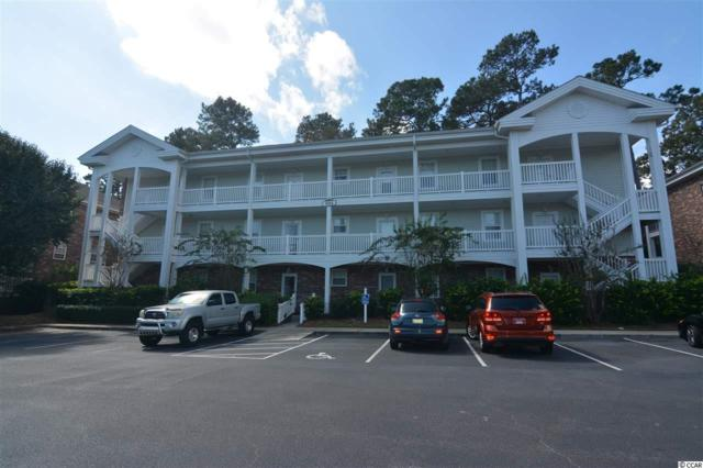 694 Riverwalk Dr. #304, Myrtle Beach, SC 29579 (MLS #1821812) :: The Hoffman Group