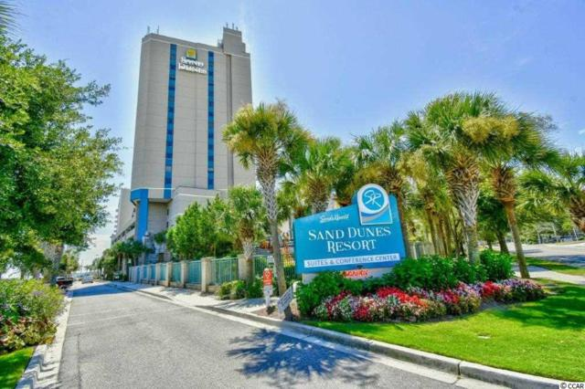 201 74th Ave. N 2245/46, Myrtle Beach, SC 29572 (MLS #1821814) :: The Hoffman Group