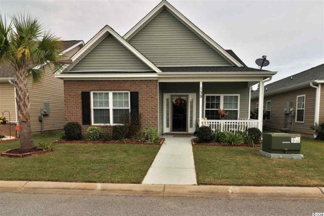 139 Palm Cove Circle, Myrtle Beach, SC 29588 (MLS #1821832) :: The Hoffman Group