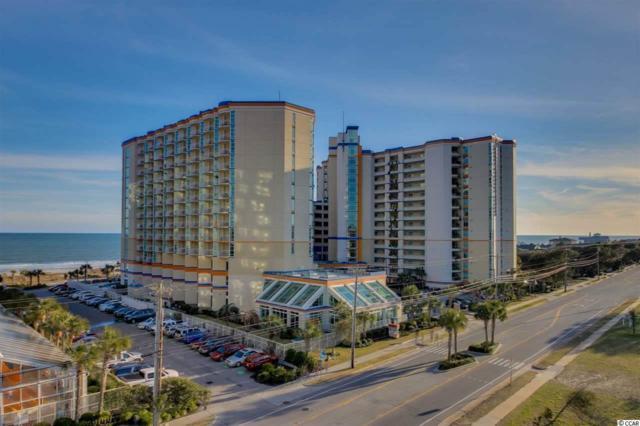 5200 N Ocean Blvd. #650, Myrtle Beach, SC 29577 (MLS #1821884) :: The Hoffman Group