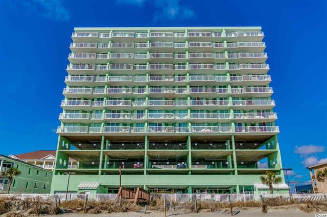 5310 N Ocean Blvd. 5E, North Myrtle Beach, SC 29582 (MLS #1821901) :: The Hoffman Group