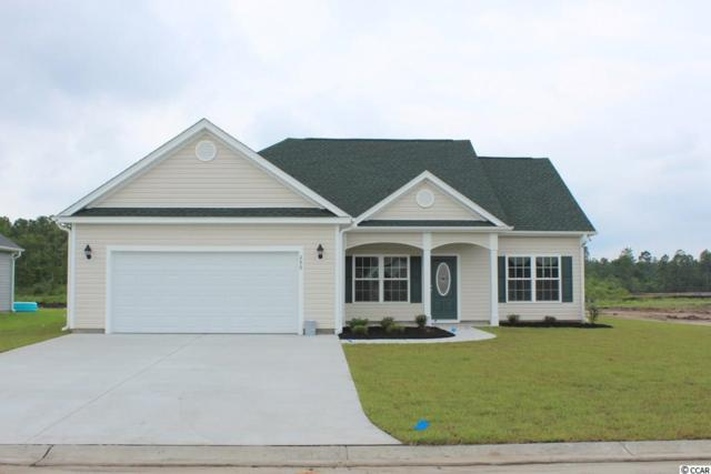 157 Barons Bluff Dr., Conway, SC 29526 (MLS #1821919) :: Myrtle Beach Rental Connections