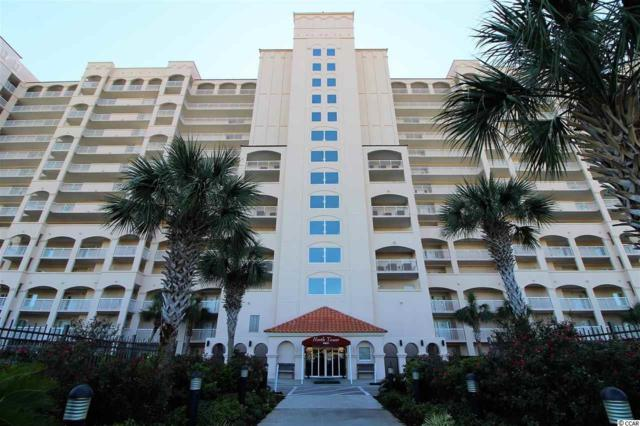 4801 Harbor Pointe Dr. #303, North Myrtle Beach, SC 29582 (MLS #1821936) :: The Hoffman Group