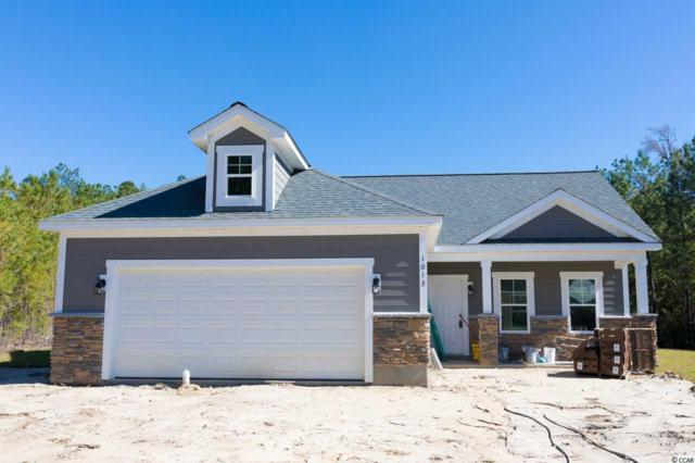 1013 Lynches River Ct., Myrtle Beach, SC 29588 (MLS #1821939) :: James W. Smith Real Estate Co.