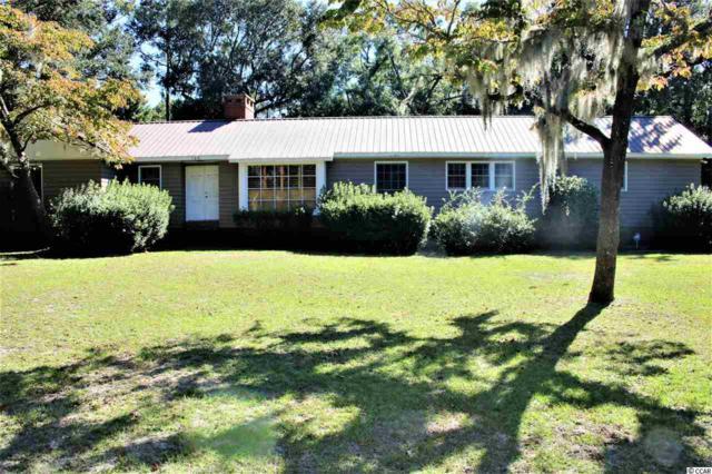 560 Belle Isle Rd., Georgetown, SC 29440 (MLS #1821945) :: Myrtle Beach Rental Connections