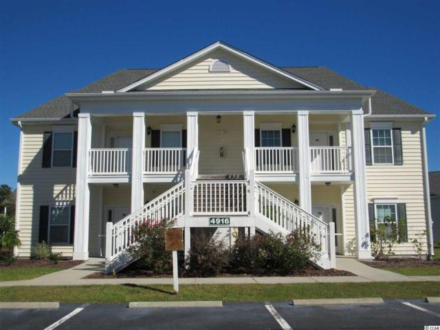 4916 Twin Pond Ct. #202, Myrtle Beach, SC 29579 (MLS #1821966) :: The Hoffman Group