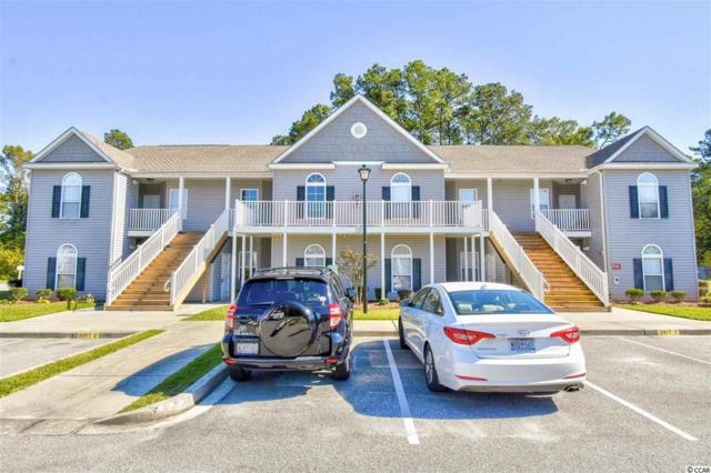 110 Portsmith Dr. #8, Myrtle Beach, SC 29588 (MLS #1821972) :: James W. Smith Real Estate Co.