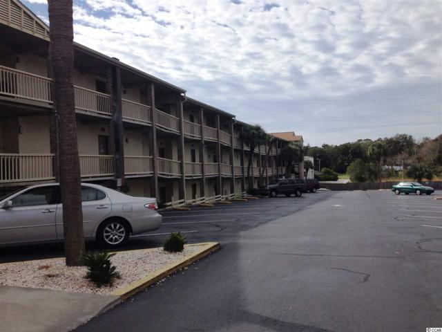 6803 N Ocean Blvd. #233, Myrtle Beach, SC 29577 (MLS #1822001) :: The Litchfield Company