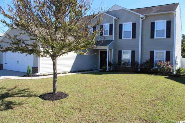 958 Willow Bend Dr., Myrtle Beach, SC 29579 (MLS #1822002) :: The Trembley Group