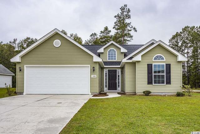 100 Windsor Springs Rd., Conway, SC 29527 (MLS #1822039) :: Right Find Homes