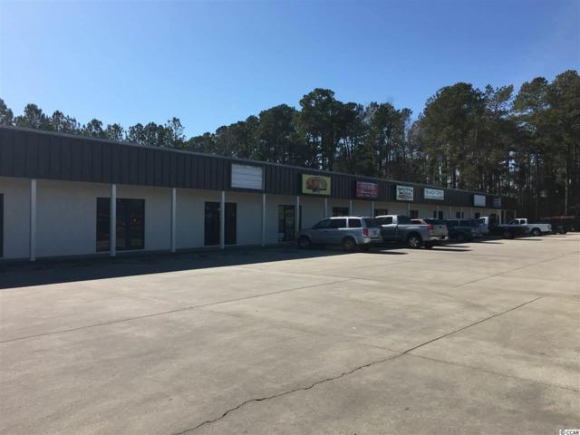 4959-4989 Socastee Blvd., Myrtle Beach, SC 29588 (MLS #1822072) :: James W. Smith Real Estate Co.