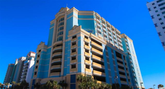 2501 S Ocean Blvd. #705, Myrtle Beach, SC 29577 (MLS #1822078) :: Matt Harper Team