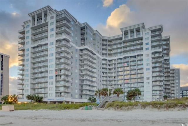 161 Sea Watch Dr. #501, Myrtle Beach, SC 29572 (MLS #1822079) :: The Litchfield Company