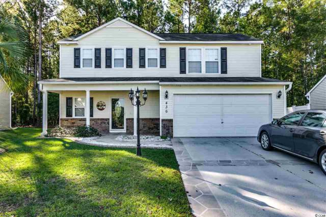 436 Belle Grove Dr., Myrtle Beach, SC 29579 (MLS #1822080) :: The Litchfield Company