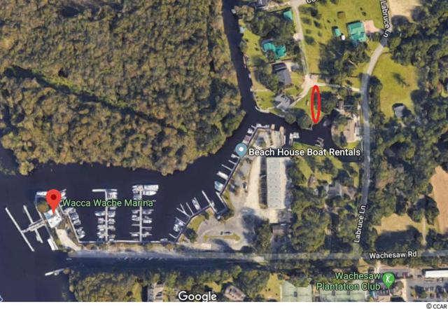 White Marsh Ln., Murrells Inlet, SC 29576 (MLS #1822088) :: Coastal Tides Realty