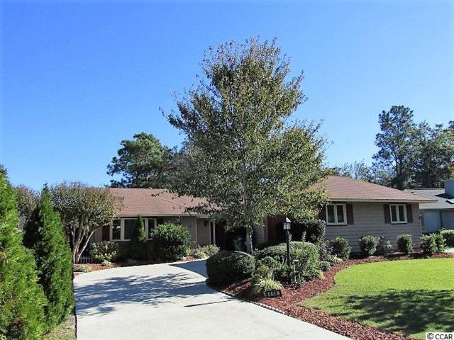 608 Wisteria Dr., Sunset Beach, NC 28468 (MLS #1822094) :: James W. Smith Real Estate Co.