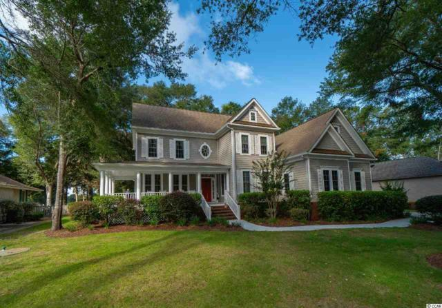 478 Osprey Ct., Sunset Beach, NC 28468 (MLS #1822105) :: James W. Smith Real Estate Co.