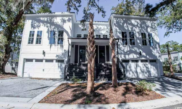 32 Shady Moss Loop #32, Murrells Inlet, SC 29576 (MLS #1822109) :: Garden City Realty, Inc.