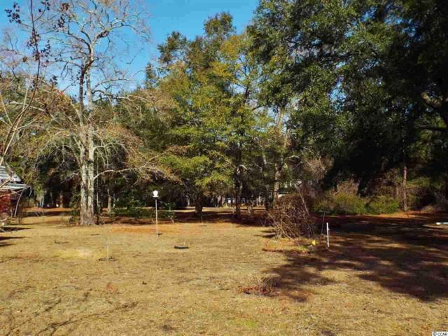 73 Robin Dr., Georgetown, SC 29440 (MLS #1822138) :: The Litchfield Company
