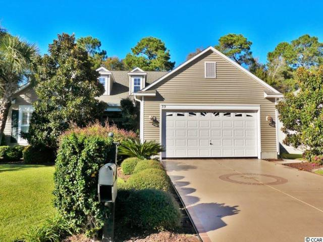 59 Long Creek Dr., Murrells Inlet, SC 29576 (MLS #1822144) :: The Trembley Group