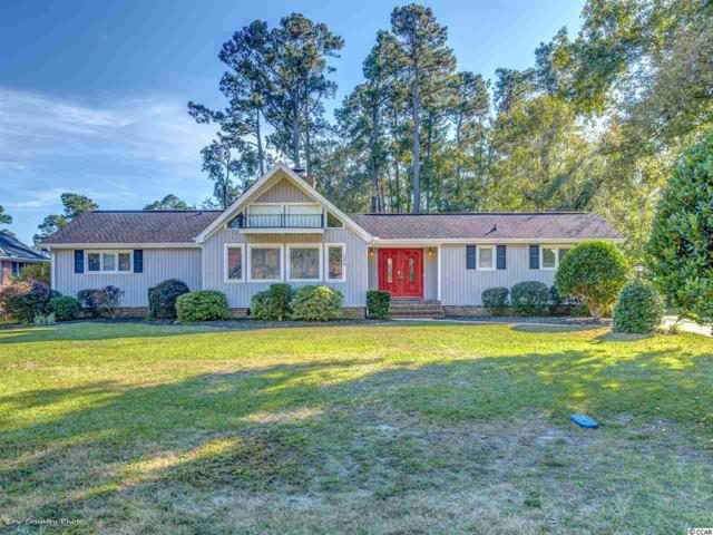 126 University Dr., Conway, SC 29526 (MLS #1822161) :: James W. Smith Real Estate Co.
