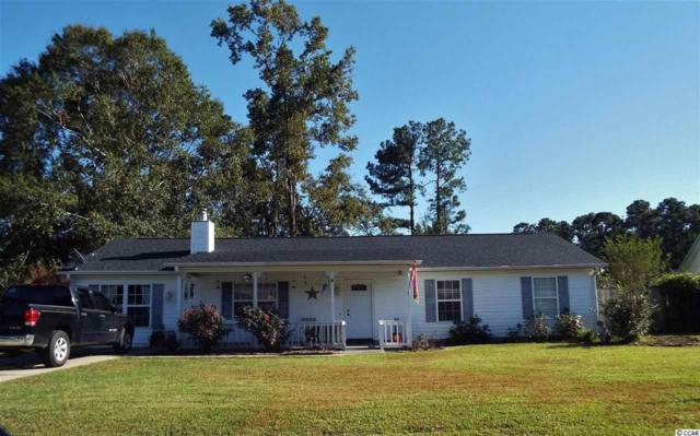 905 Shem Creek Circle, Myrtle Beach, SC 29588 (MLS #1822168) :: James W. Smith Real Estate Co.