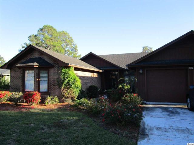 101 Cedar Ridge Ln., Conway, SC 29526 (MLS #1822171) :: Right Find Homes