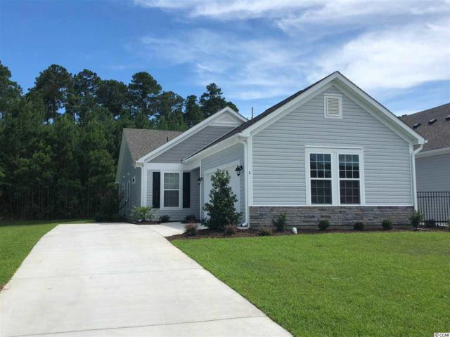 809 Salerno Circle 1601-A, Myrtle Beach, SC 29579 (MLS #1822191) :: James W. Smith Real Estate Co.
