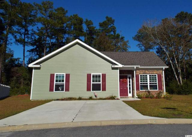 185 Maggie Way, Myrtle Beach, SC 29588 (MLS #1822216) :: James W. Smith Real Estate Co.