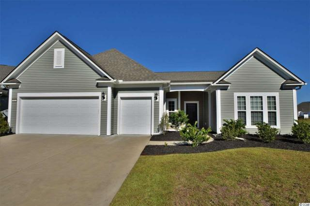 3612 Marica Ct., Myrtle Beach, SC 29579 (MLS #1822233) :: James W. Smith Real Estate Co.
