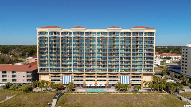 603 S Ocean Blvd. Ph 1412, North Myrtle Beach, SC 29582 (MLS #1822262) :: The Trembley Group