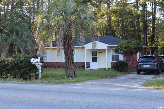 694 Forestbrook Rd., Myrtle Beach, SC 29579 (MLS #1822267) :: The Trembley Group