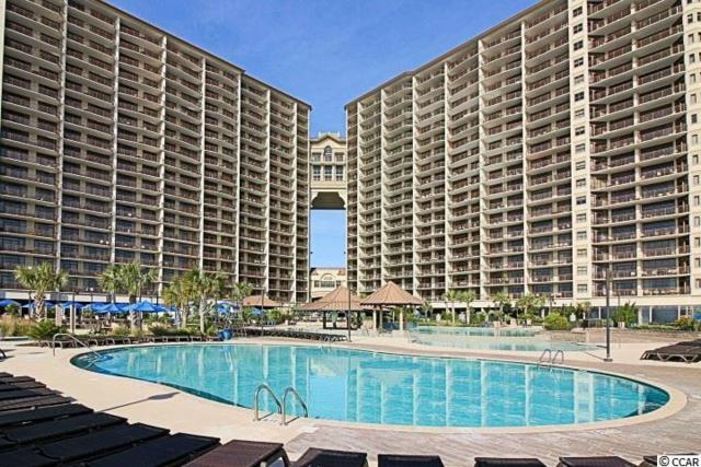 100 North Beach Blvd. #406, North Myrtle Beach, SC 29582 (MLS #1822294) :: James W. Smith Real Estate Co.
