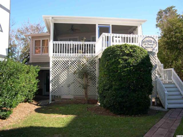 217 Atlantic Ave., Pawleys Island, SC 29585 (MLS #1822312) :: James W. Smith Real Estate Co.