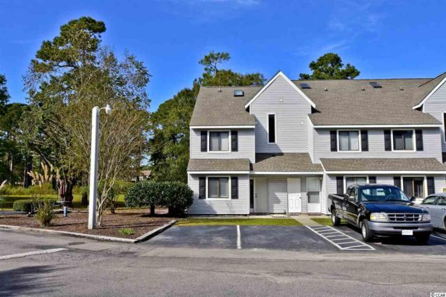 500 Fairway Village Dr. 7-P, Myrtle Beach, SC 29588 (MLS #1822314) :: The Hoffman Group