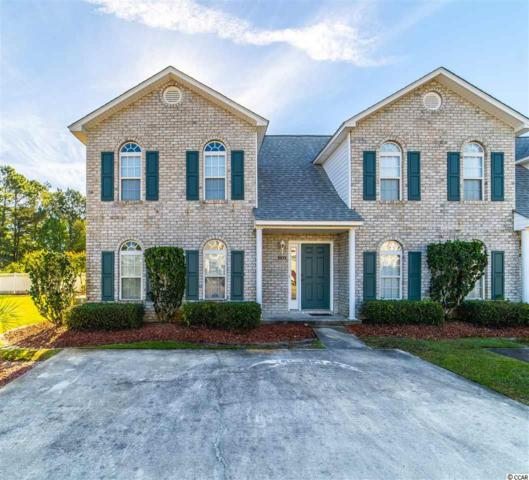3975 Tybre Downs Circle #3975, Little River, SC 29566 (MLS #1822318) :: The Hoffman Group