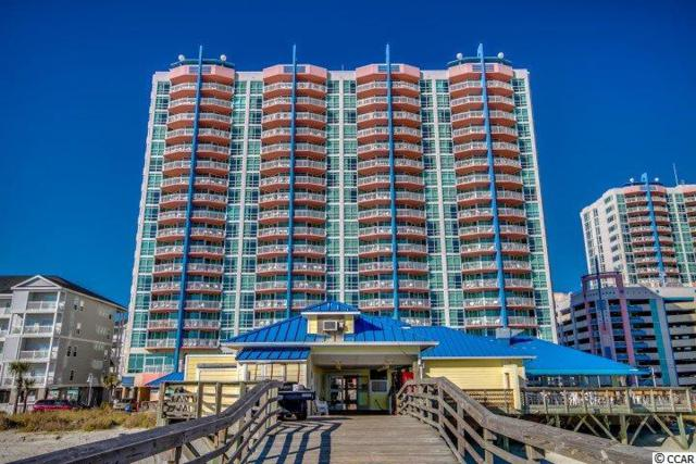3500 North Ocean Blvd. #503, North Myrtle Beach, SC 29582 (MLS #1822319) :: Matt Harper Team