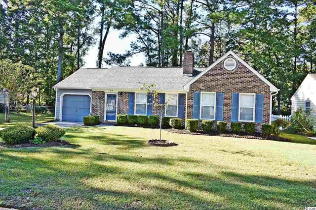 129 Woodlake Dr., Murrells Inlet, SC 29576 (MLS #1822341) :: The Greg Sisson Team with RE/MAX First Choice